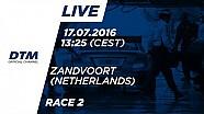LIVE: Race 2 - DTM Zandvoort 2016