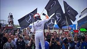 Zandvoort: 1. Rennen, Highlights Mercedes