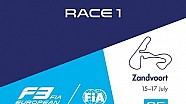16th race of the 2016 season / 1st race at Zandvoort