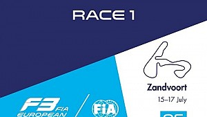 F3 Europe - Zandvoort 2016 - Course 1