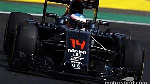 La esperanza de McLaren