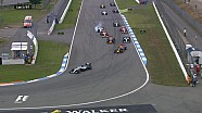 GP d'Allemagne - Le départ de la course