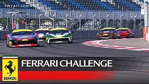 Ferrari Challenge Europe – Grossmann, Atoev and Scheltema win at Sochi