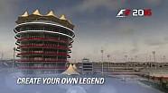F1 2016 - Trailer du mode carrière