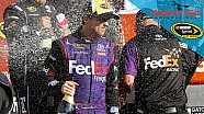 RECAP: Hamlin gets road redemption