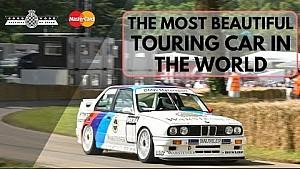 Der BMW M3 DTM von 1992