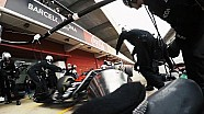 The Art of the F1 Pitstop