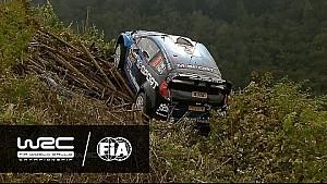 Rallye Deutschland 2016: HIGHLIGHTS Stages 1-2