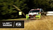 WRC 2 - Rallye Deutschland 2016: WRC 2 HIGHLIGHTS Saturday