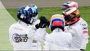 Pasado, presente y futuro – go-kart de carreras con McLaren-Honda| Mobil 1 The Grid