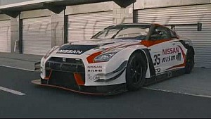 Nissan enters final two rounds of Australian GT Championship