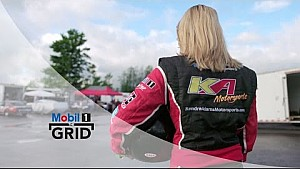 Up & Coming – Getting To Know Kendra Adams | Mobil 1 The Grid