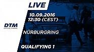 DTM Nürburgring 2016 - 1. Yarış Sıralama Turları