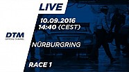 Наживо: Гонка 1 - DTM Нюрбургринг2016