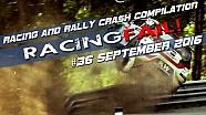 Racing & Rally Crash Compilación semana 36 septiembre de 2016