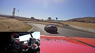 PWC 2016 Sonoma Onboard Highlights - Martin Barkey #80 GTS