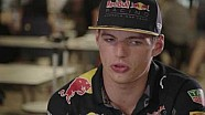 Max Verstappen Interview - Maleisië en Japan