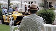 Lamborghini Italian Tour 2016 - Best of