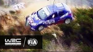 WRC - Tour de Corse - Rally France 2016: Dangerous Roads!