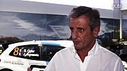 WRC法国站-危险的赛道