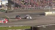 Solberg vs Hansen vs Ekstrom: Latvia RX | FIA World RX