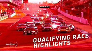 Qualifying Race - Barcelona - Blancpain GT Series 2016