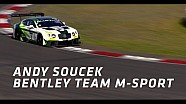 Andy Soucek - Preparation for Barcelona - Blancpain GT Series Finale 2016