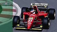 Jean Alesi über Ferrari
