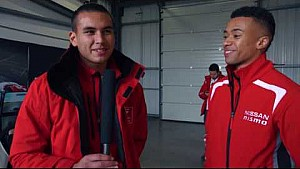 How do pro racing drivers pass the time? Jann Mardenborough and Sandy Stuvik tell us at #GTAcademy