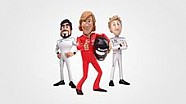 Tooned: James Hunt