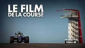 GP des États-Unis - Le film de la course