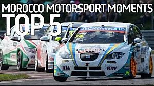 I 5 momenti top delle corse in Marocco