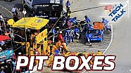 Tech Talk: The importance of pit boxes