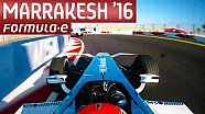 Onboard Lap Of Marrakesh Track - Formula E