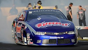 Jason Line goes No. 1 and extends his points lead