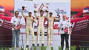 Sentul - Race 4 - Event 3 - F4/SEA