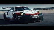 La nouvelle 911 RSR