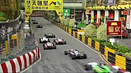 2016 FIA F3 World Cup - Highlights Qualification race