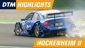 DTM Hockenheimring 2010 - Highlights