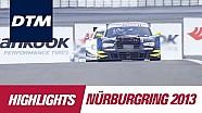 DTM Nürburgring 2013 - Özet Görüntüler