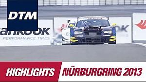 DTM Nürburgring 2013 - Highlights