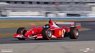 تجارب سيارة فيراري للفورمولا واحد ضمن حدث فينالي مونديالي