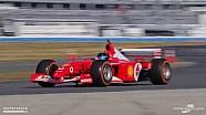 F1 Clienti practice at Ferrari Finali Mondiali