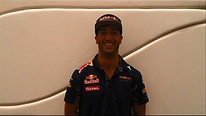Questions with Daniel Ricciardo | Aston Martin