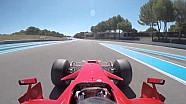 A bordo en el Circuito Paul Ricard