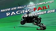 Racing & Rally Crash compilación semana 49 diciembre de 2016