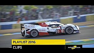 Playlist - Les clips 2016 de Motorsport.com!