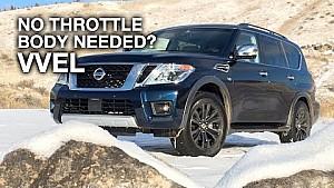 Nissan's No Throttle Engine - How VVEL Works
