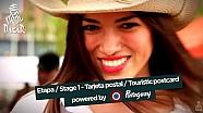 Etapa 1 - Tarjeta postal Paraguay
