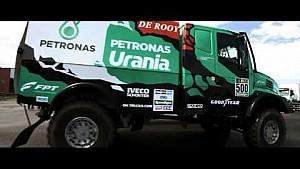 IVECO Dakar 2017 - Presentazione